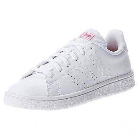 white trainers adidas womens