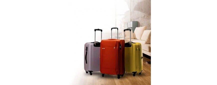 Koffer und Handgepäck